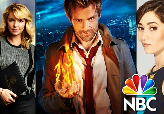NBC - Najaar 2014-2015 - Nieuwe series Amerika