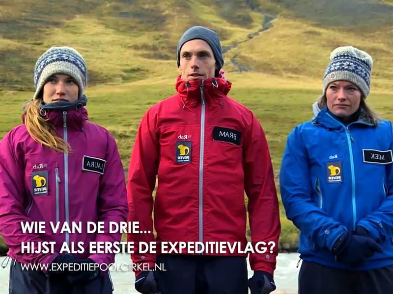 Expeditie Poolcirkel 2015