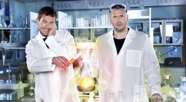 Professor Nicolai & Dr. Beckand